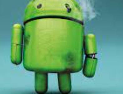 Android telefonu silmeden desen kilidini kırmak